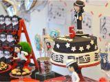 Michaels Happy Birthday Cake Banner Kara 39 S Party Ideas Michael Jackson Birthday Party Kara 39 S