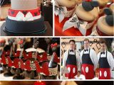 Mickey and Minnie Birthday Decorations Kara 39 S Party Ideas Vintage Mickey and Minnie Mouse Party