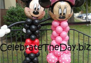 Mickey and Minnie Birthday Party Decorations 17 Best Ideas About Mickey Mouse Balloons On Pinterest