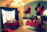 Mickey and Minnie Birthday Party Decorations Mickey Minnie Party Decorations Projects I 39 Ve Done