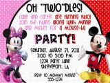 Mickey and Minnie Joint Birthday Party Invitations 17 Best Images About Mickey Minnie Party On