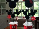 Mickey and Minnie Mouse Birthday Decorations 70 Inspiracoes De Festas Infantis Do Mickey Mouse Dicas