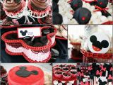 Mickey and Minnie Mouse Birthday Decorations Bubbi and Boo Mickey and Minnie Party