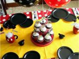Mickey and Minnie Mouse Birthday Decorations Cute Minnie Mouse Party Ideas for Kids Hative