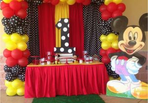 Mickey Mouse Birthday Decorations Cheap Ideas Amusing Mickey Mouse Party Ideas for Your event