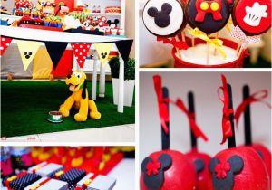 Mickey Mouse Birthday Decorations Cheap Mickey Mouse 1st Birthday Party Ideas Margusriga Baby