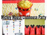 Mickey Mouse Birthday Decorations Cheap Mickey Mouse Club House Decorations