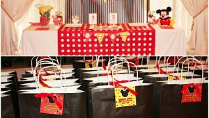Mickey Mouse Birthday Decorations Cheap Mickey Mouse Ideas for Birthday Party Margusriga Baby