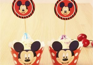 Mickey Mouse Birthday Decorations Cheap Online Get Cheap Mickey Mouse Decorations Aliexpress Com