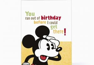 Mickey Mouse Birthday Greeting Cards Paper Airplanes Quotes Quotesgram