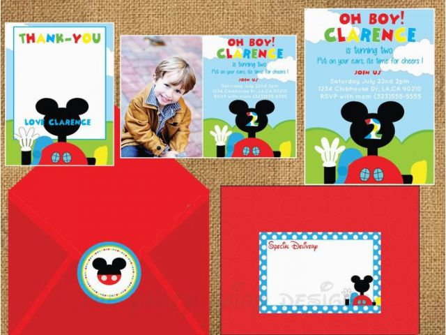 Download By SizeHandphone Tablet Desktop Original Size Back To Mickey Mouse Birthday Invitations Walmart