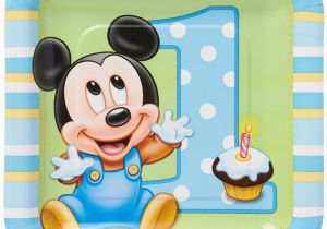 Mickey Mouse Birthday Invitations Walmart Party Supplies Com