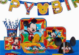 Mickey Mouse Birthday Invitations Walmart Party Supplies Com