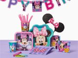 Mickey Mouse Birthday Invitations Walmart Minnie Mouse Party Supplies Walmart Com