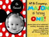 Mickey Mouse Birthday Invitations with Photo Free Printable Mickey Mouse Invitations Birthday