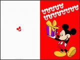Mickey Mouse Birthday Invites Free Printable Free Printable Mickey Mouse Birthday Cards Luxury