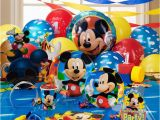 Mickey Mouse Clubhouse 1st Birthday Decorations Disney Party Supplies