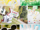 Mickey Mouse Clubhouse 1st Birthday Decorations Kara 39 S Party Ideas Mickey Mouse Clubhouse themed Birthday