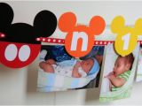Mickey Mouse Clubhouse 1st Birthday Decorations Mickey Mouse Clubhouse Birthday Party First Year Photo