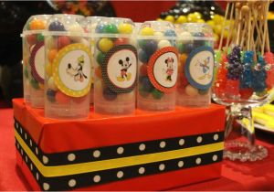 Mickey Mouse Clubhouse 1st Birthday Decorations Party Ideas Photo 22 Of