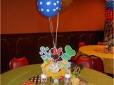 Mickey Mouse Clubhouse 1st Birthday Decorations Mickey Mouse Clubhouse Birthday Party Ideas Photo 3 Of