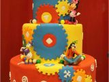Mickey Mouse Clubhouse 1st Birthday Decorations Mickey Mouse Clubhouse Birthday Party Ideas Photo 4 Of