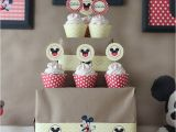 Mickey Mouse Decorations for Birthday Party Mickey Mouse Birthday Party Ideas Griffin Turns Three