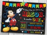 Mickey Mouse First Birthday Card 40 Birthday Card Designs Examples Psd Ai Vector Eps