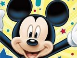 Mickey Mouse First Birthday Card Carlton Disney 39 S Mickey Mouse 1st Birthday Card 11 by Shop