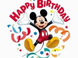 Mickey Mouse First Birthday Card Happy Birthday Cards for All Occasions Pinterest