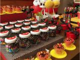 Mickey Mouse First Birthday Party Decorations Kara 39 S Party Ideas Mickey Mouse 1st Birthday Party Kara