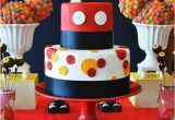 Mickey Mouse First Birthday Party Decorations Mickey Mouse Party theme Baby Shower Ideas themes Games