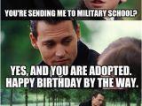 Military Happy Birthday Meme Finding Neverland Meme Imgflip