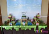 Minecraft Birthday Decoration Ideas Partylicious events Pr Minecraft Birthday Party