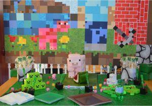Minecraft Birthday Party Decoration Ideas Decorations Mom It Forward
