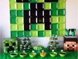 Minecraft Decoration Ideas for Birthday 17 Best Ideas About Mine Craft Party On Pinterest
