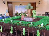 Minecraft Decoration Ideas for Birthday Kara 39 S Party Ideas Minecraft Party Planning Ideas Supplies