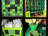 Minecraft Decoration Ideas for Birthday Kids and Deals A Minecraft Birthday Party