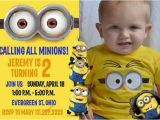 Minion 1st Birthday Invitations Minion Despicable Me Birthday Party Ideas Pink Lover