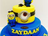 Minion Birthday Cake Decorations 1000 Images About Minion Cakes On Pinterest Despicable