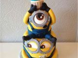 Minion Birthday Cake Decorations Despicable Me Cake Decorations Ideas Cakes for Birthday
