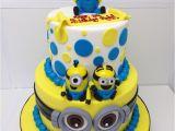 Minion Birthday Cake Decorations Fiesta De Cumpleanos Minions 43 Ideas Super Divertidas
