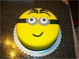 Minion Birthday Cake Decorations Minion Cakes Decoration Ideas Little Birthday Cakes