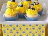 Minion Birthday Cake Decorations Minions Party Ideas Despicable Me Birthday Homemade