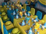 Minion Birthday Party Decoration Ideas One In A Minion 1st Birthday Party Supplies