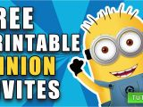 Minions Birthday Invitations Free Online Create Own Minion Birthday Invitations Modern Templates