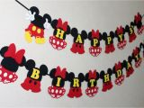 Minnie and Mickey Birthday Decorations Mickey and Minnie Mouse Birthday Decorations Inspired Disney