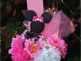 Minnie Mouse 1st Birthday Decoration Ideas Minnie Mouse Birthday Center Piece by Cadizboutique On Etsy