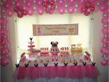 Minnie Mouse 1st Birthday Decoration Ideas Minnie Mouse Birthday Party Ideas Photo 1 Of 15 Catch