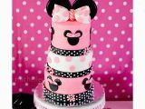 Minnie Mouse 2nd Birthday Decorations Minnie Mouse Birthday Party Ideas Photo 1 Of 50 Catch